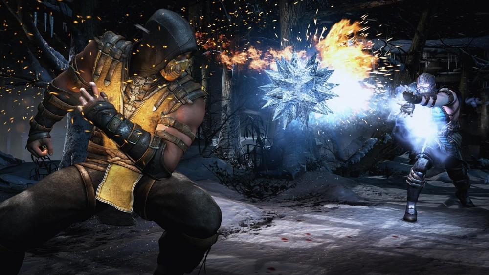 Mortal Kombat X est disponible sur Xbox One