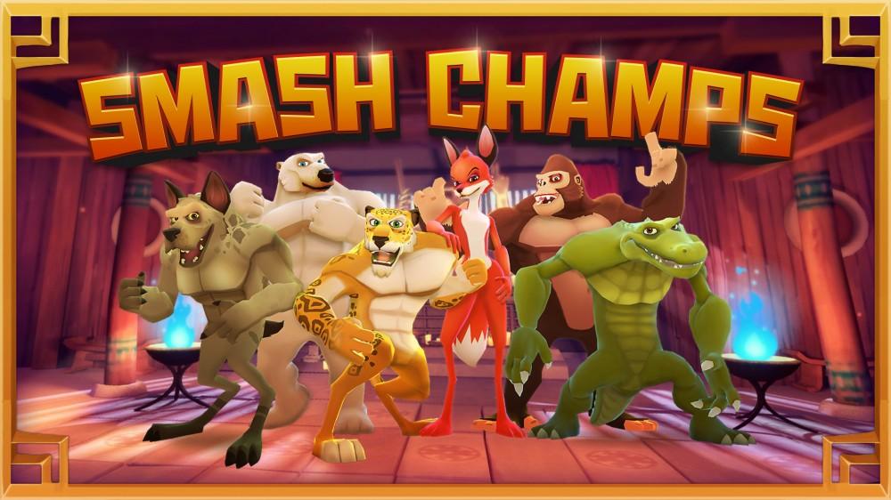 Smash Champs, le Pokemon des créateurs de Subway Surfers débarque sur Windows Phone