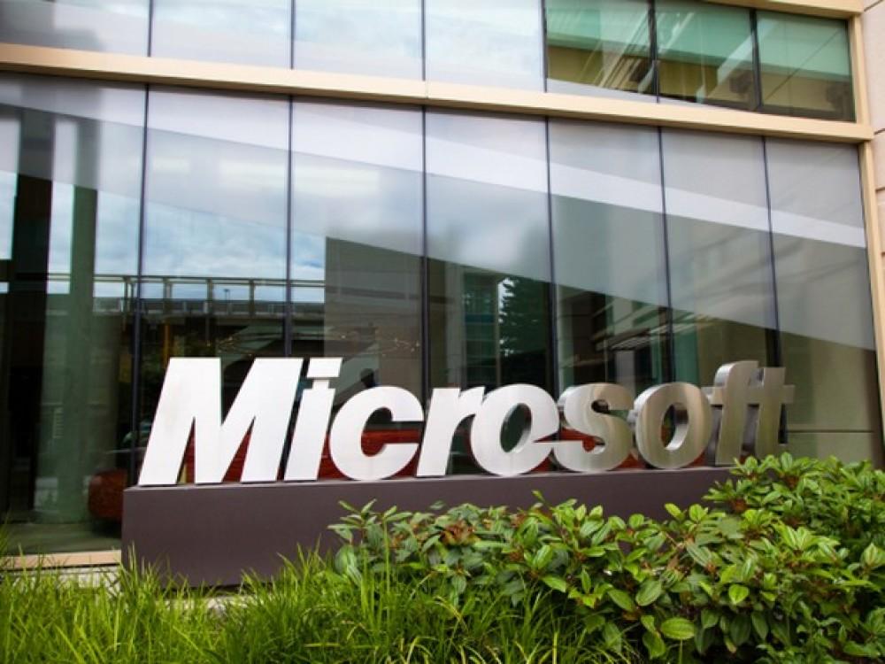 Résultats financiers: Microsoft surpasse les estimations pour le 3ème trimestre