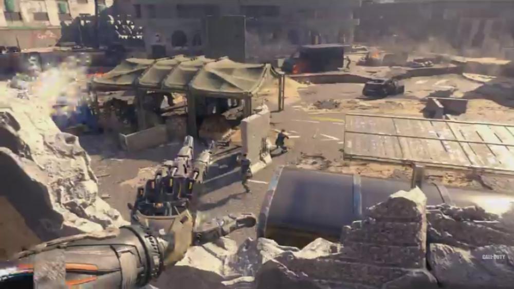 Visionnez la bande-annonce officielle de Call of Duty: Black Ops 3