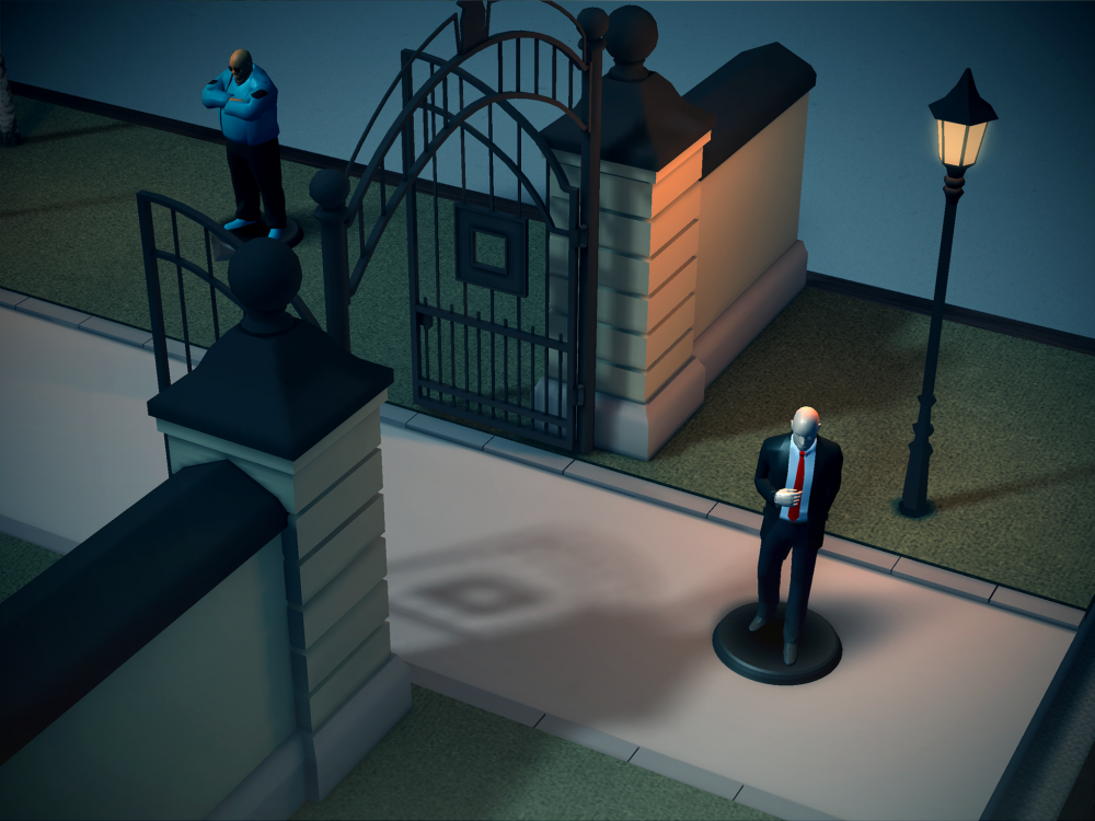 Hitman GO disponible pour Windows & Windows Phone!