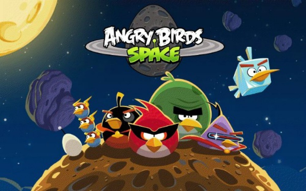 Angry Birds Space se met à jour sur Windows Phone avec 30 niveaux en plus