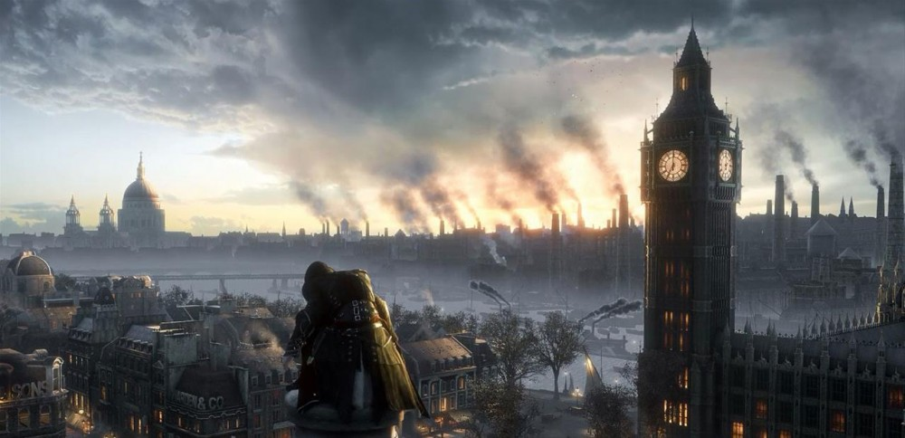 Assassin's Creed Syndicate: le prochain jeu d'Ubisoft se passera à Londres