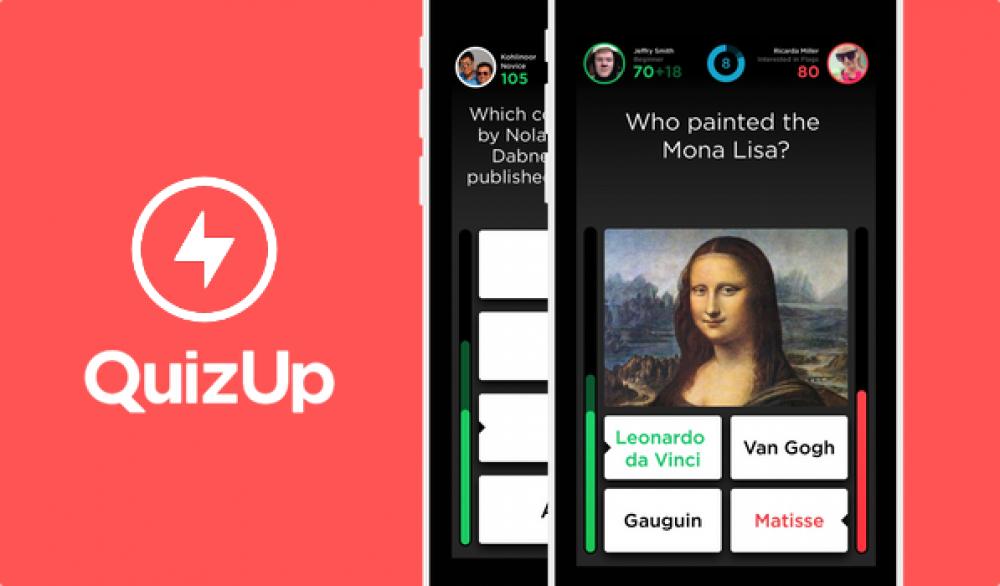 Testez vos connaissances avec QuizUp sur Windows Phone