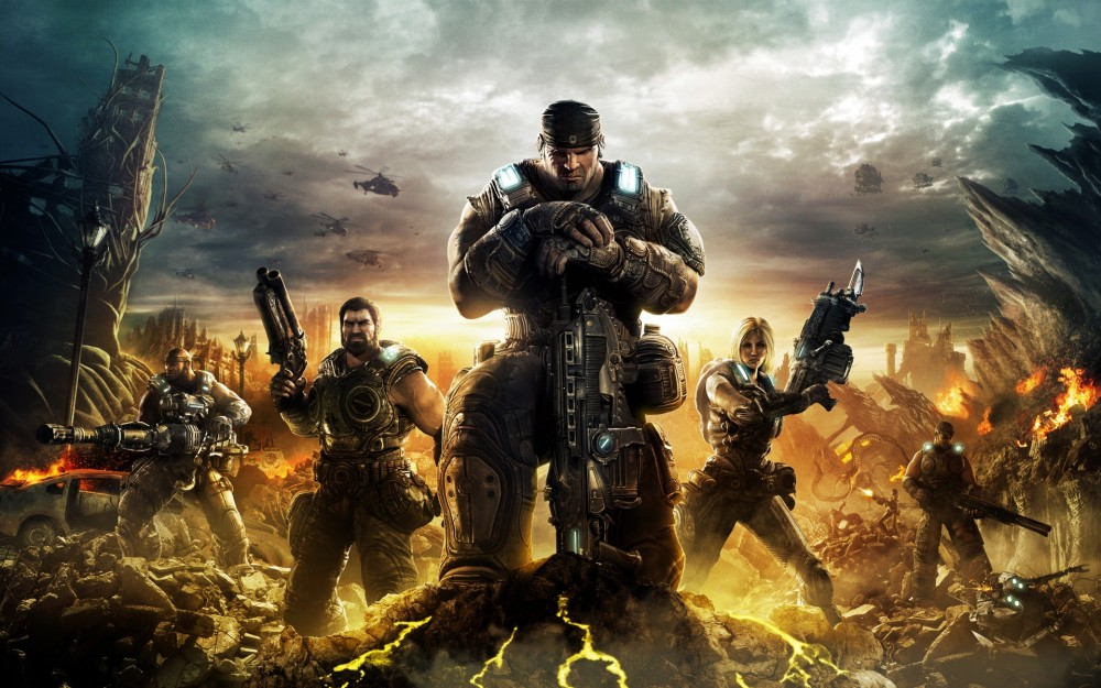 [E3 2015] Epic Games annonce Gears of War Ultimate Edition Xbox One