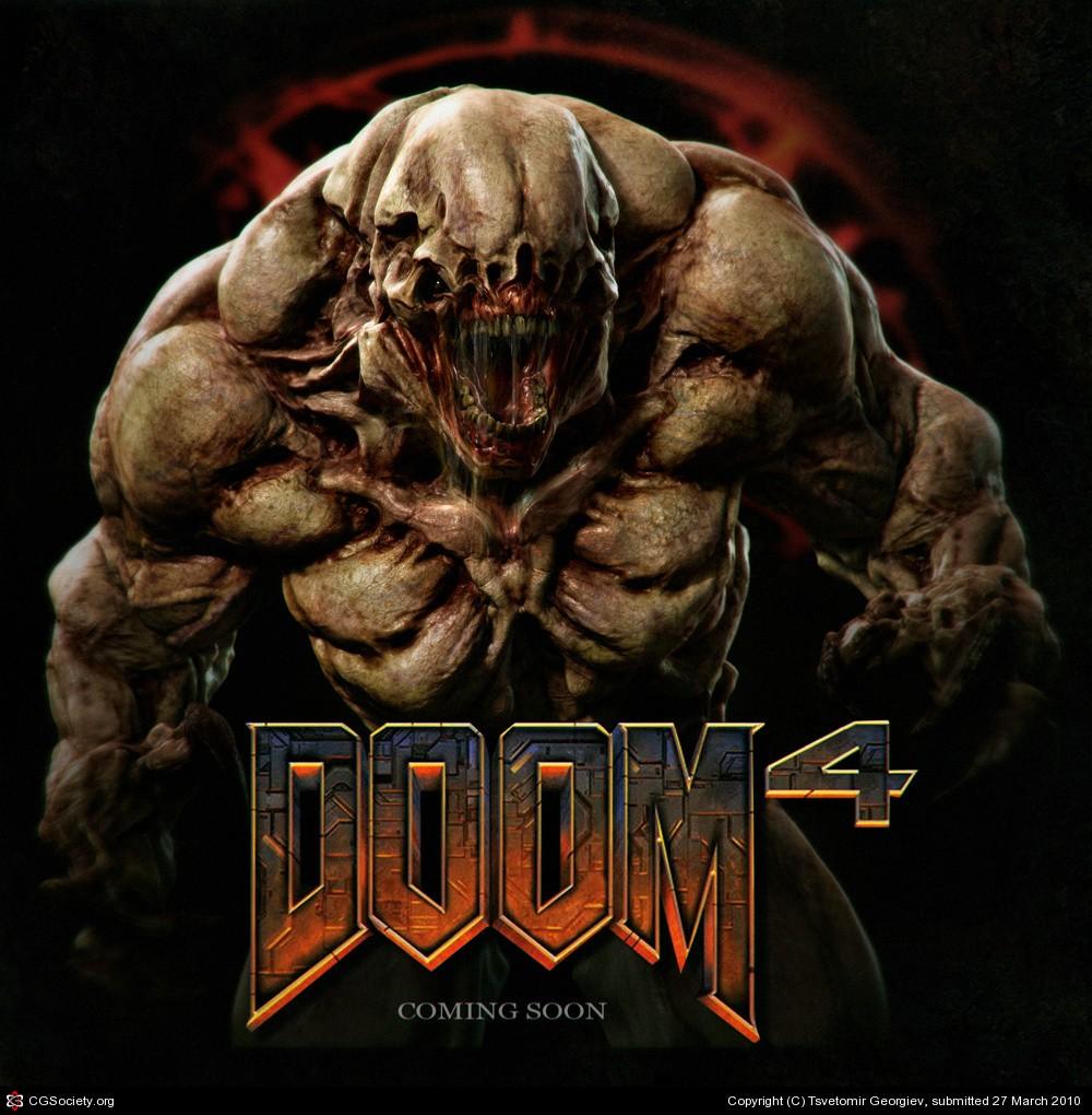 Un teaser de Doom 4 en attendant l'E3!