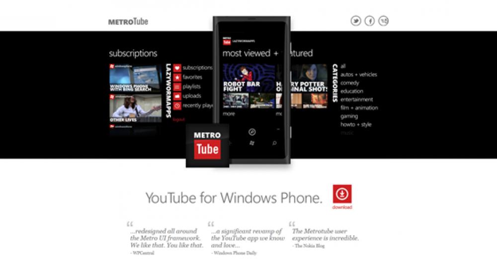 Metrotube va supporter le Chromecast de Google