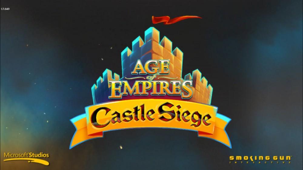 Age of Empires: Castle Siege bientôt sur iPhone et iPad
