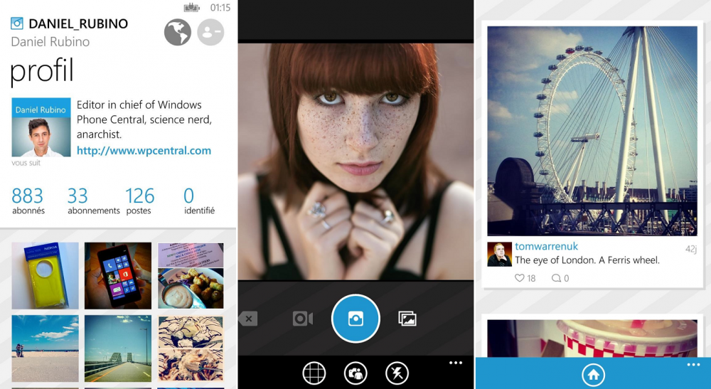 6tag passe en version 5.0 sur Windows Phone et permet d'uploader des vidéos