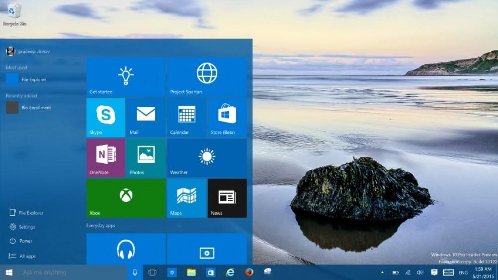 Windows 10 coûtera 119€ sans mise à jour gratuite
