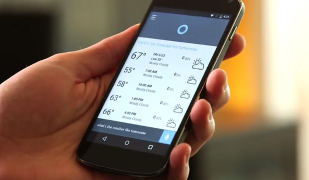 Microsoft annonce Cortana pour iOS & Android