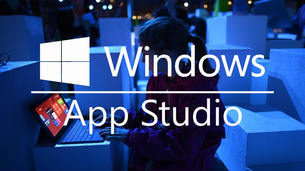 Windows App Studio supporte maintenant Windows 10 Insider Preview