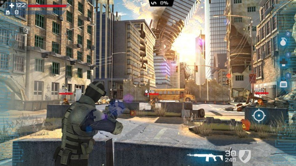 Overkill 3 est disponible sur tablettes & PC Windows