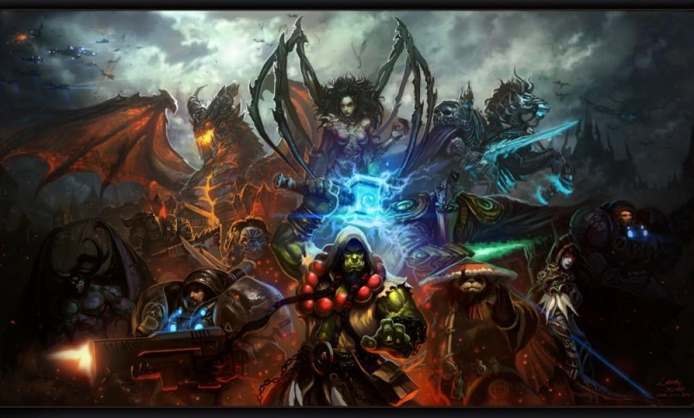 Jouez à Heroes of the Storm, le nouveau Blizzard dès maintenant!