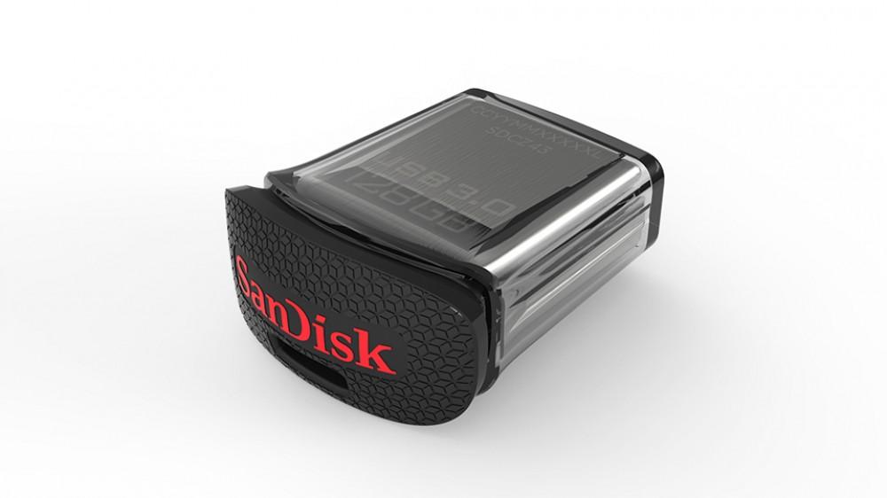 SanDisk sort la clé USB 3.0 128Go la plus petite au monde