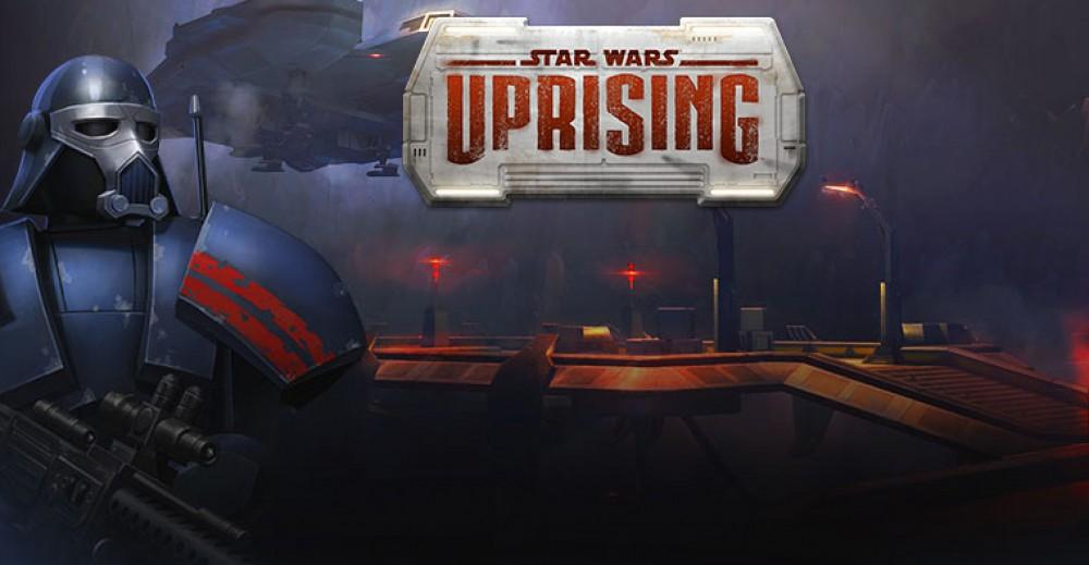 Découvrez Star Wars: Uprising, le nouveau RPG pour tablettes de Disney