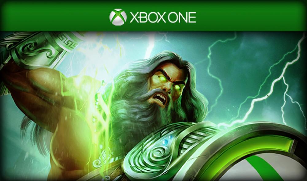 Gagnez votre accès à la beta privée de Smite grâce à Xbox France!