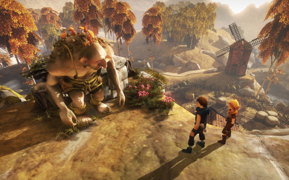 Brothers: A Tale of Two Sons sortira sur Xbox One & Windows Phone