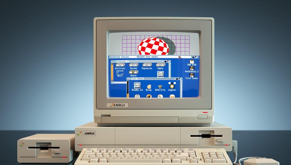 Un Amiga de 1985 est utilisé pour gérer l'air conditionné des écoles publiques
