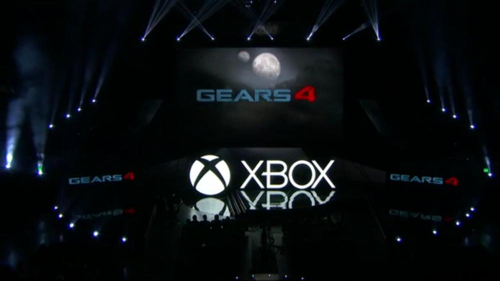 [E3 2015] Gears 4 Xbox One annoncé!