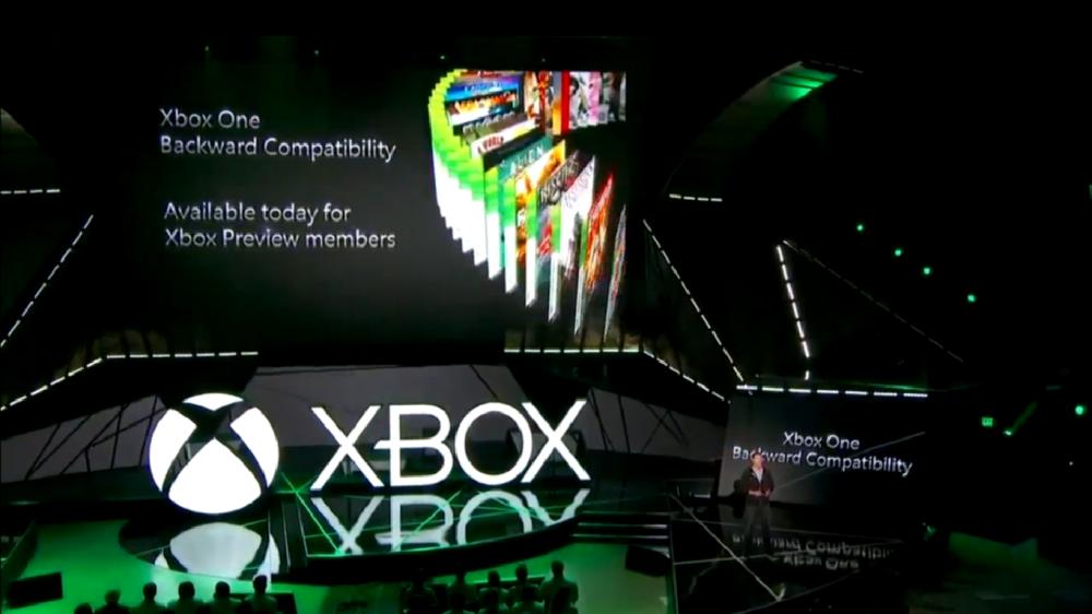 [E3 2015] La Xbox One devient rétro-compatible avec la Xbox 360 !