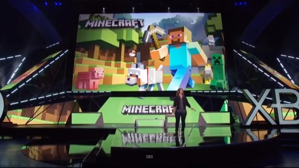 [E3 2015] Une version HoloLens de Minecraft est en développement