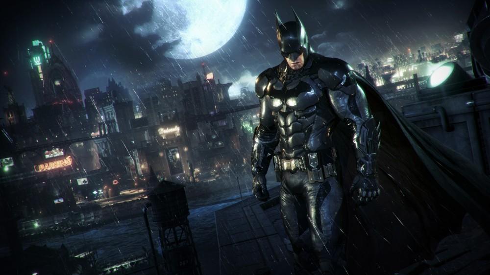 Batman: Arkham Knight est disponible sur Xbox One & PC