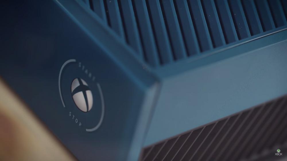 Une Xbox One Forza Motorsport 6 en édition limitée