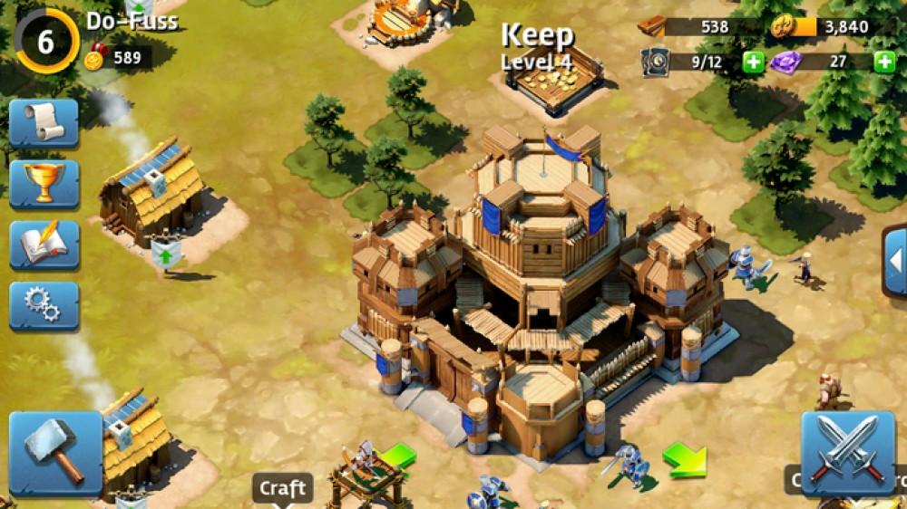 Siegefall, le dernier jeu de stratégie de Gameloft est sur Windows Phone