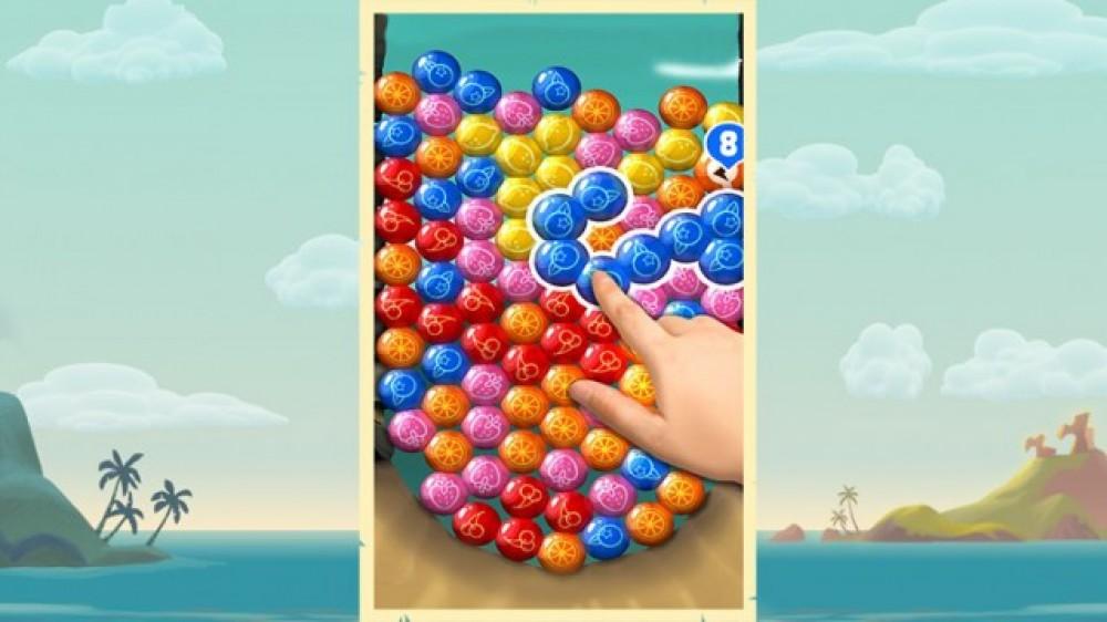 Dodo Pop, le dernier Disney est sur Windows Phone
