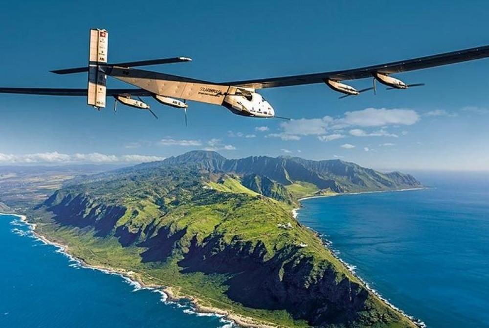 Solar Impulse 2 bat son propre record!