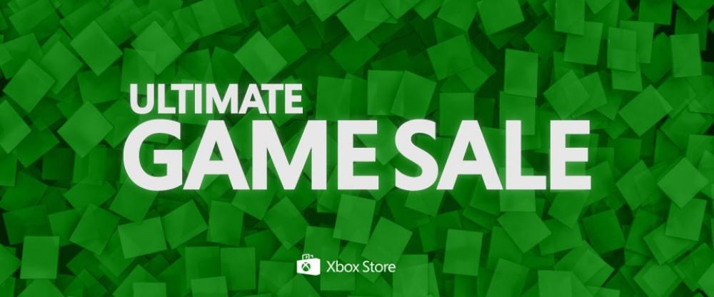 [Màj] Les promotions Xbox «ultimes» de Microsoft débutent avec un peu d'avance: jusqu'à -75% !