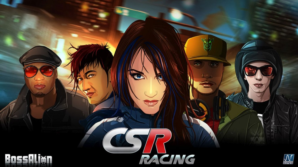 CSR Racing est disponible pour Windows Phone 8 & Windows