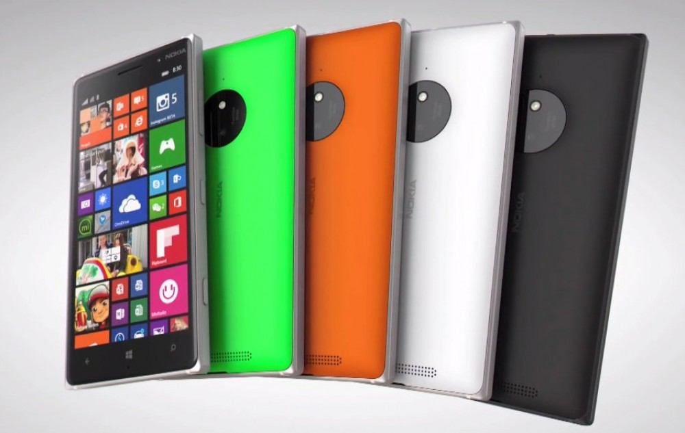 Microsoft a vendu 8.4 millions de Lumia pendant le 3ème trimestre 2015