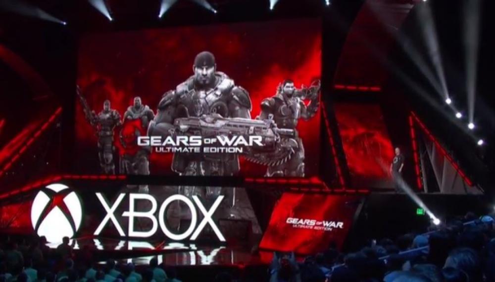 Visionnez la bande annonce de Gears of War 4