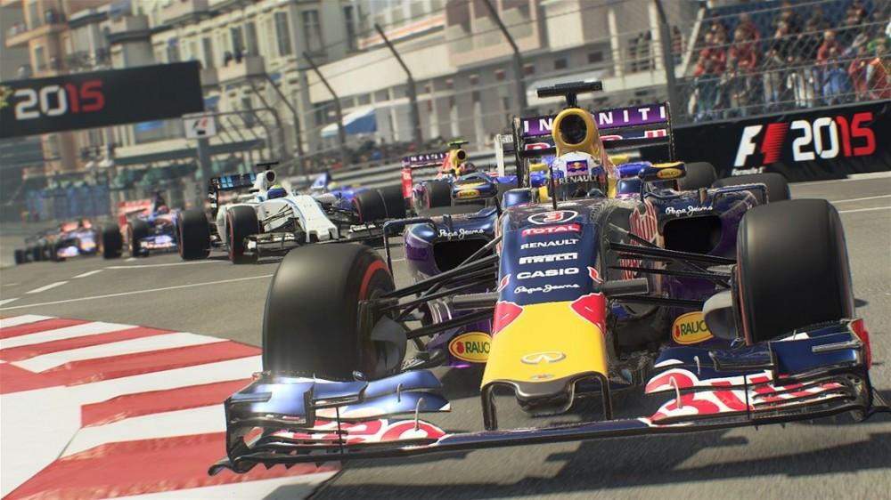 F1 2015 maintenant disponible en version digitale pour Xbox One
