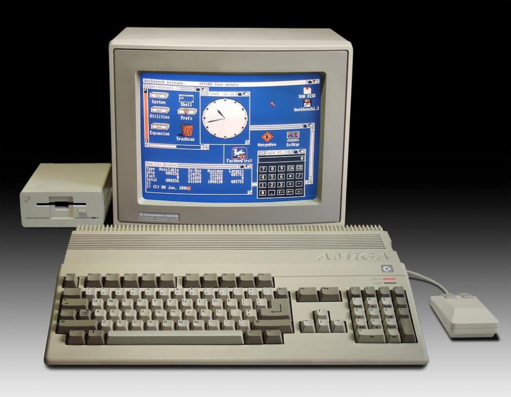L'Amiga, l'ordinateur hors du commun fête ses 30 ans