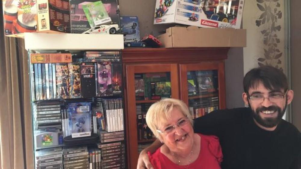 Fan de jeux-vidéo à 81 ans, c'est possible!