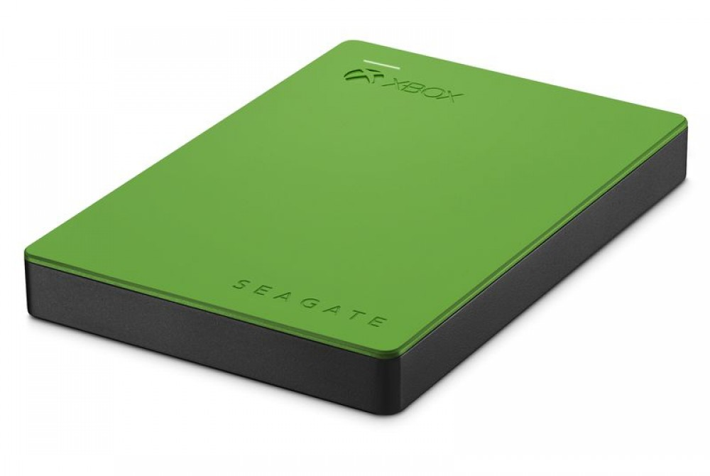 Seagate présente un joli disque dur externe 2To Xbox