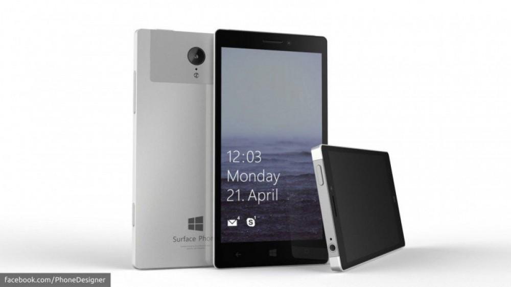 Les spécifications du smartphone «Surface Mobile» auraient fuité sur le web