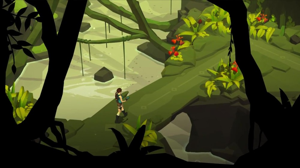 [MàJ] Lara Croft Go arrive sur Windows Phone 8