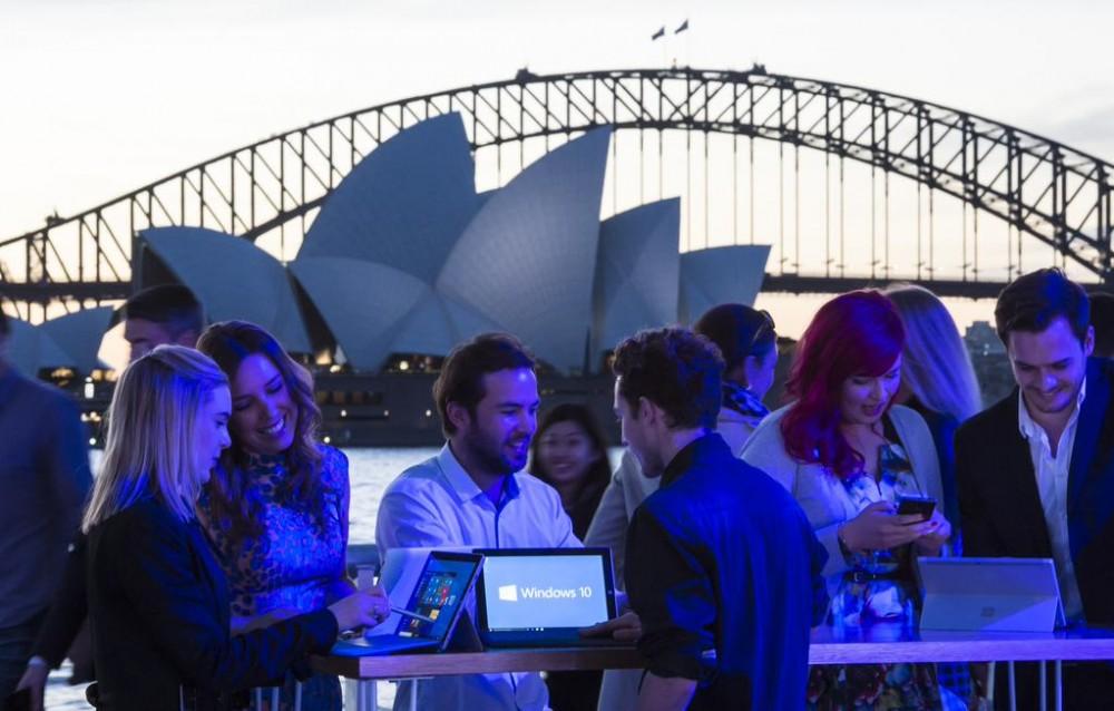 Microsoft: 9 Faits & Chiffres pour montrer le succès du lancement de Windows 10