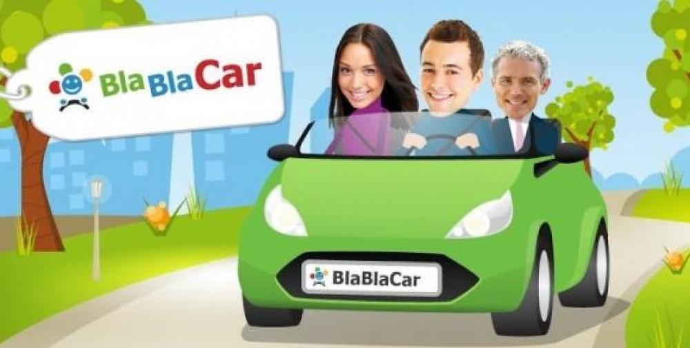 La startup française BlaBlaCar lève 160 millions de dollars
