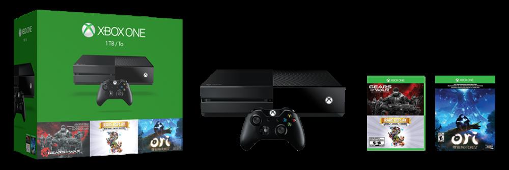 Xbox One: Microsoft annonce un pack spécial Noël contenant 3 jeux dont la compilation Rare Replay!