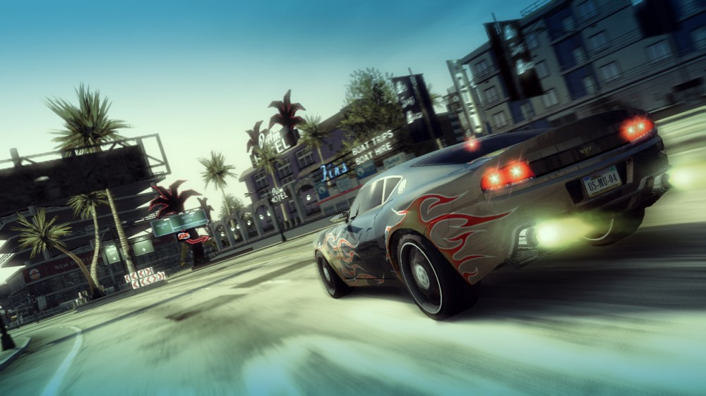 Burnout Paradise sera rétro-compatible Xbox One