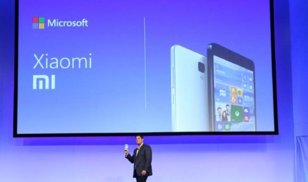 Windows 10 Mobile: la ROM pour le Xiaomi Mi 4 est disponible au téléchargement