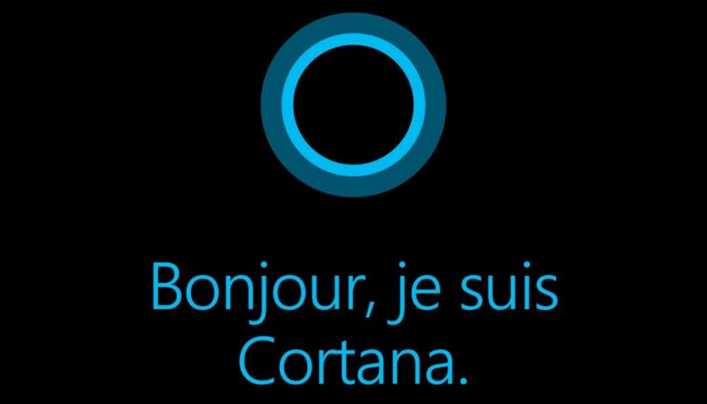 Cortana traduit maintenant instantanément à partir du Français