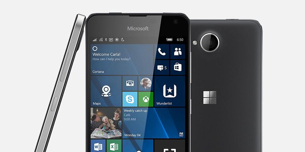 Lumia 650: voici les spécifications du dernier smartphone Windows 10, disponible pour 199€