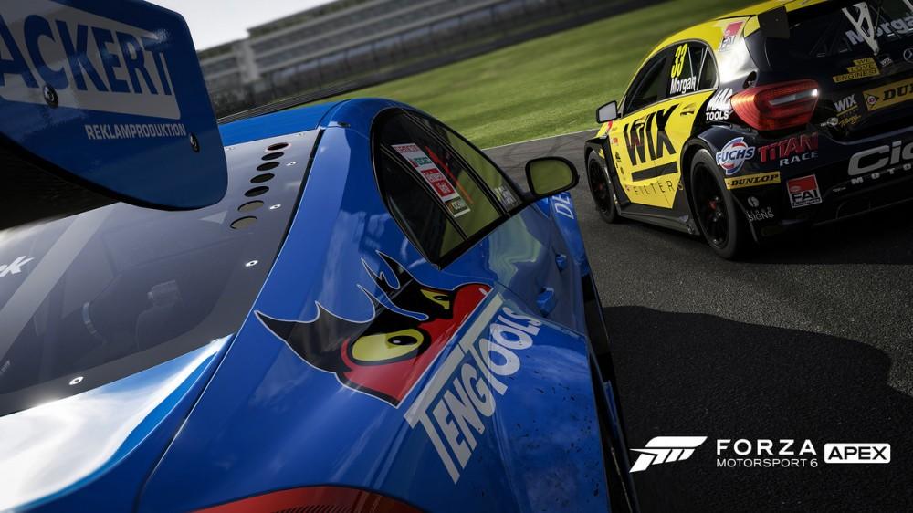 Forza Motorsport 6 Apex: un Forza 6 allégé et free to play annoncé pour Windows 10
