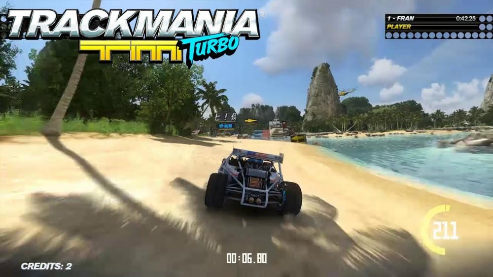 Xbox One: Trackmania Turbo en Beta ouverte avant son lancement la semaine prochaine